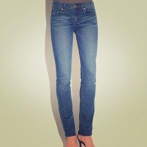 EUC Lucky Brand Sofia Straight Jeans sz 6 / 28